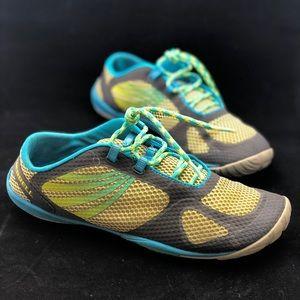 Merrell Pace Glove 2 Barefoot Running Shoe Lemon